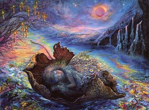 Artiste peintre josephine wall page 2 for World love images